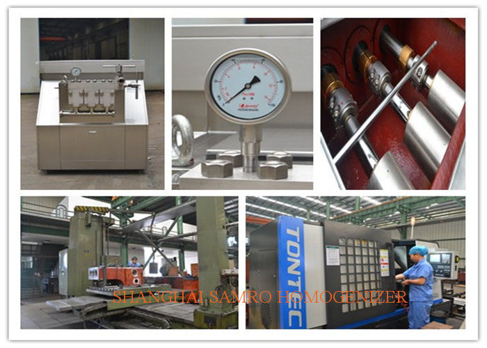 New Condition Chemical Homogenizer , Homogenization Equipment